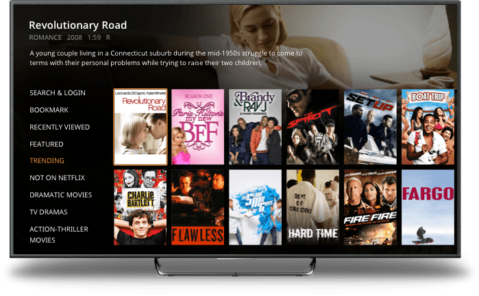 Tubi TV Apple TVOS